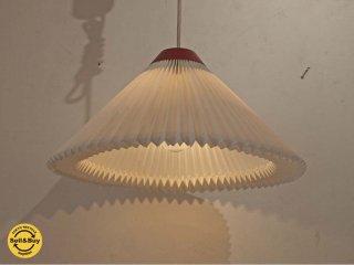 レクリント LE KLINT ビンテージ ペンダントライト Vintage Model300をベースにしたハンドクラフト照明 デンマーク 松屋商事 ★