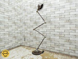 ジェルデ JIELDE フロアライト ジグザグ FLOOR LAMP ZIGZAG 4アーム インダストリアルデザイン ●