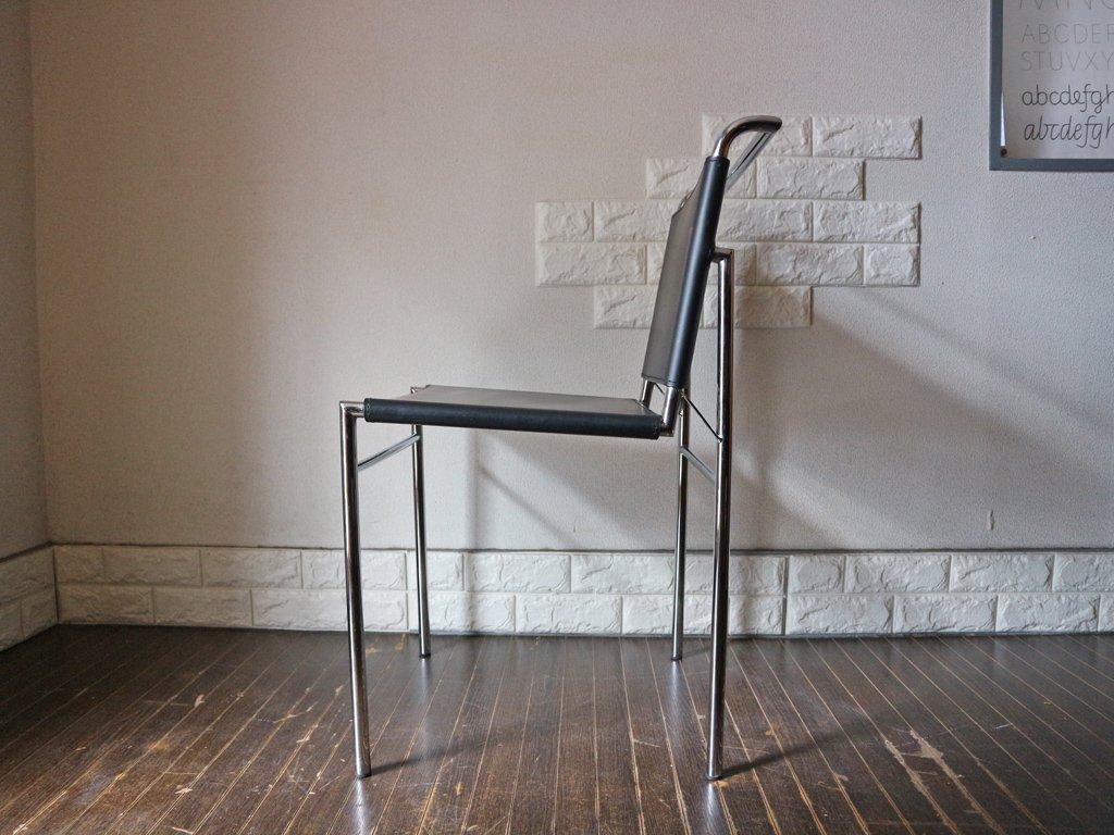 アイリーン・グレイ EILEEN GRAY ロクブリュヌチェア ROQUBRUNE Chair リプロダクト イタリア A ◎