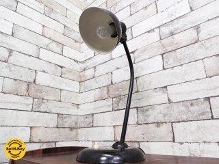 カイザーイデル Kaiser Idell 6556 デスクランプ Desk Lamp 30'sビンテージ Christian Dell ドイツ ●