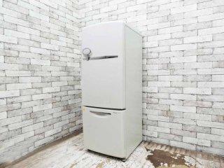 ナショナル National ウィル WiLL FRIDGE mini 冷凍冷蔵庫 2003年製 162L NR-B16RA-W 希少廃番 ●