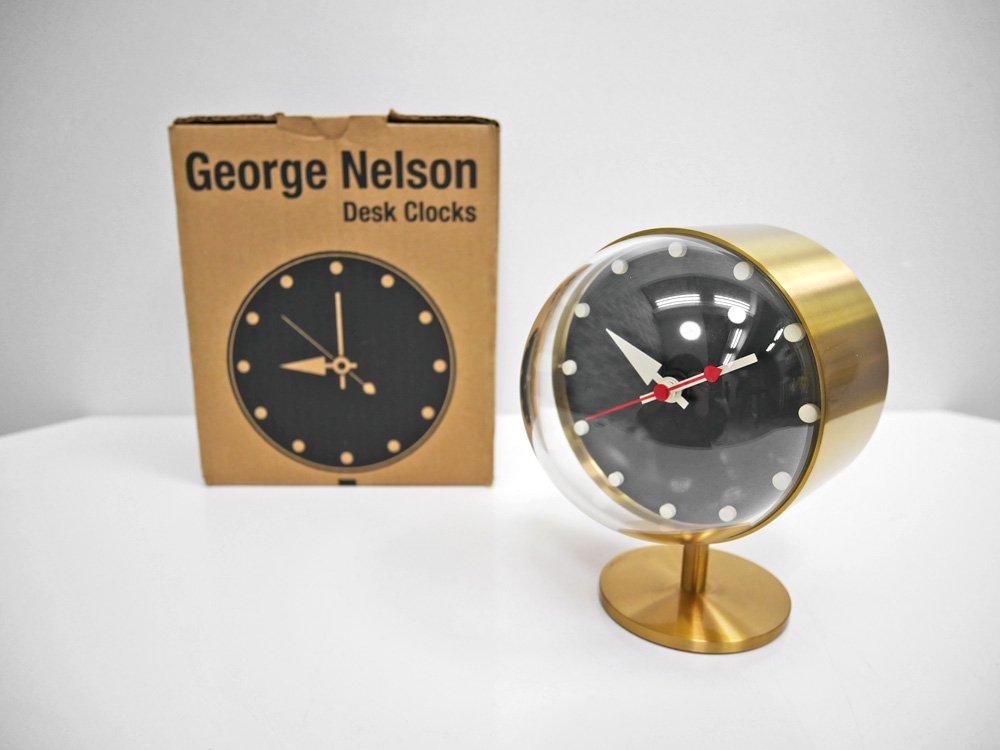 ヴィトラ デザイン ミュージアム Vitra Design Museum ナイトクロック Night Clock ジョージネルソン George Nelson 元箱付き ●