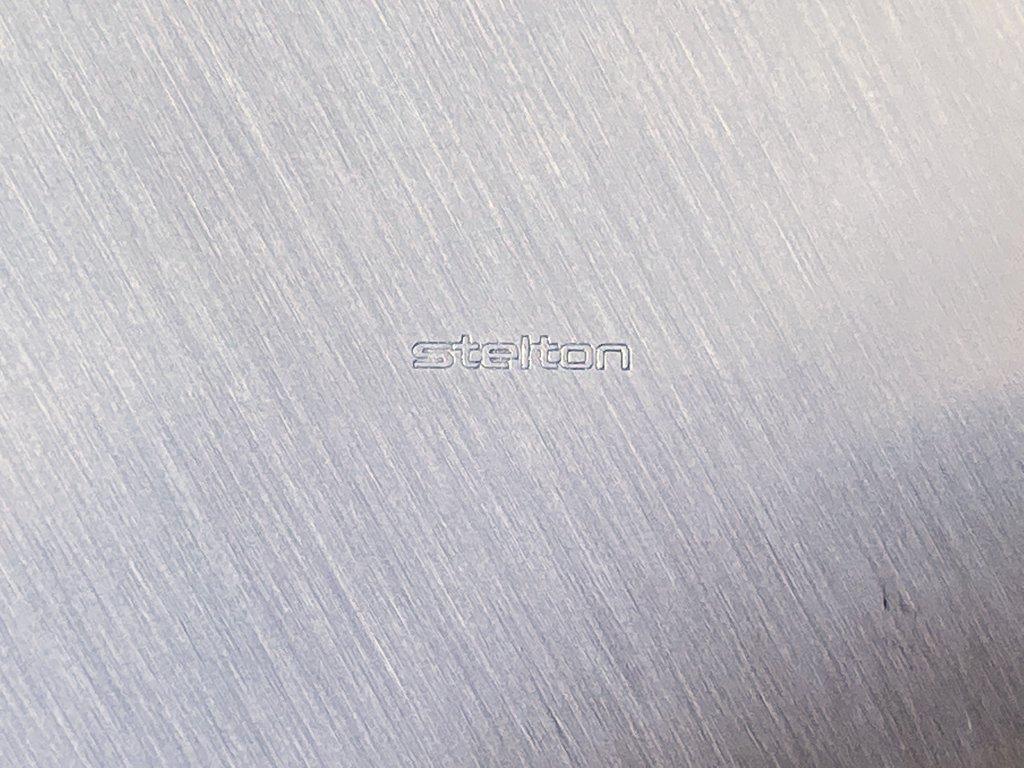 ステルトンStelton シリンダライン Cylinda Line シュガーボウル&クリーマー セット 箱付 アルネ・ヤコブセン Arne Jacobsen 北欧 デンマーク ■
