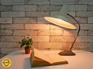 オランダ ビンテージ デスクライト Desk Light インダストリアル ●