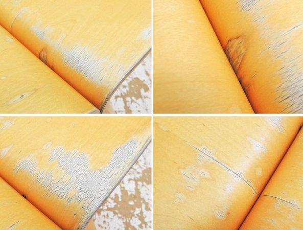 天童木工 TENDO バタフライスツール メープル 柳宗理 名作 ミッドセンチュリー 難あり ●