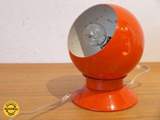 Abo Randers マグネットボールランプ Magnet Ball Light テーブルライト オレンジ ミッドセンチュリー デンマーク ★