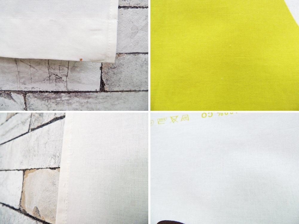 マリメッコ marimekko パーリナ PAARYNA 84×143 ファブリック 生地 マイヤ・イソラ 北欧雑貨 ●