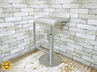 ラパルマ Lapalma レム LEM カウンタースツール カウンターチェア 昇降式 ステンレスシート デザインユニットAZUMI アズミ ●
