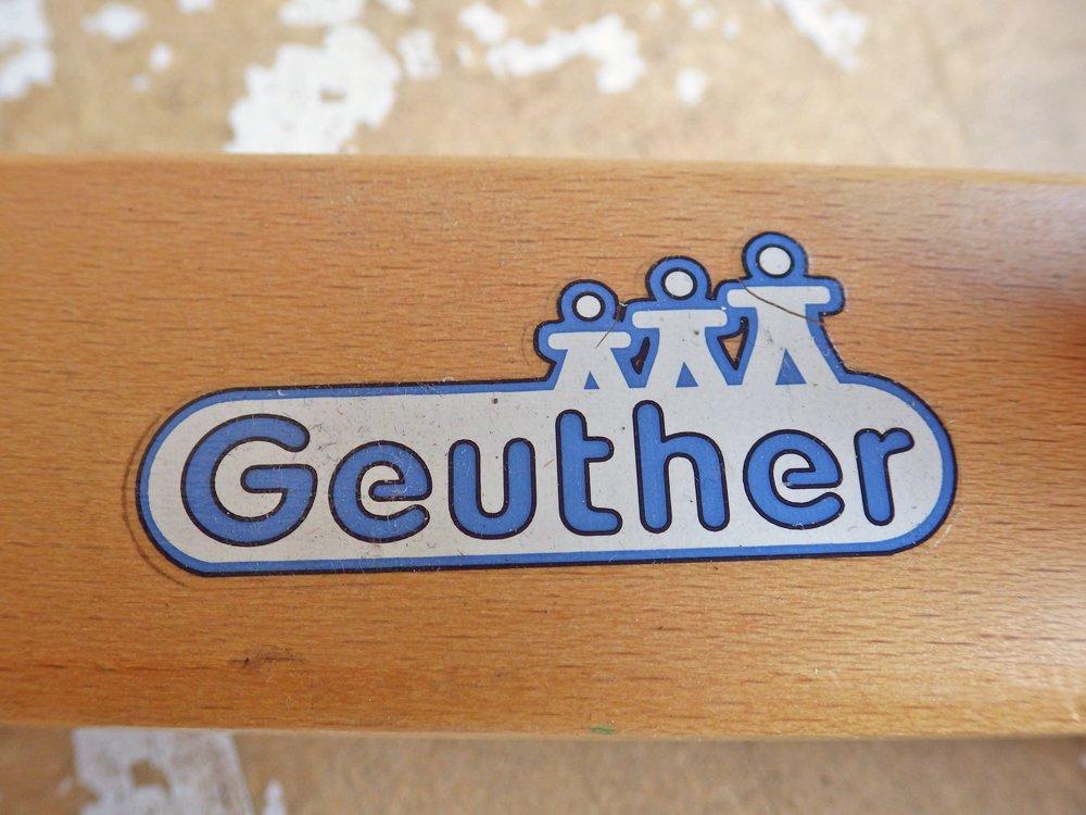 ゴイター Geuther ロッキングホース 木馬 ボーネルンド 取扱い ドイツ ♪