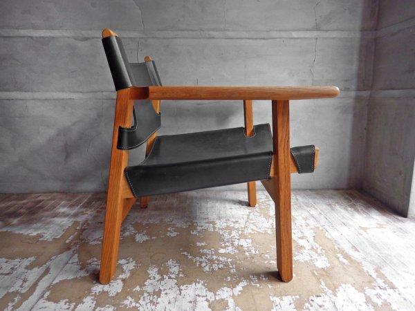 フレデリシア FREDERICIA スパニッシュチェア The Spanish Chair ボーエ・モーエンセン Borge Mogensen デンマーク ♪