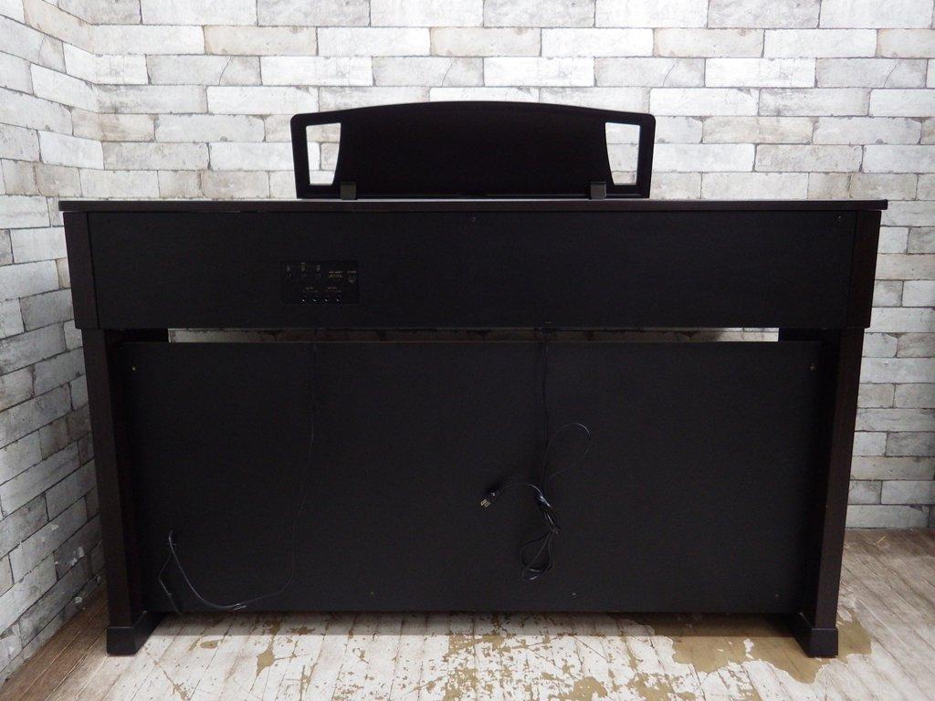 ヤマハ YAMAHA クラヴィノーヴァ Clavinova CLP-711 電子ピアノ 1997年製 ●