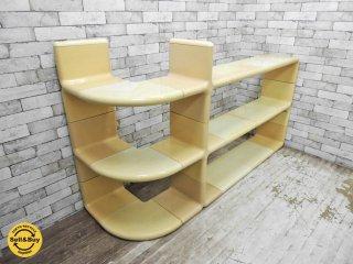 Directional Furniture ウンボ UMBO シェルフユニット 20パーツ スペースエイジ ビンテージ ●