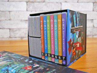 ムーミン MOOMIN パペットアニメーション DVD BOX 3000セット限定 ●