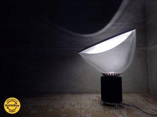 フロス FLOS タチア TACCIA テーブルランプ アキッレ・カスティリオーニ 2017年製 白熱灯器具 60W×1 口金26 定価¥291,500- ♪