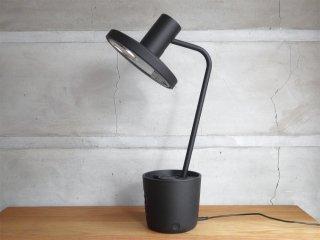 バルミューダ BALMUDA 子どもの目を守る 太陽光LEDデスクライト BALMUDA The Light L01A-BK ブラック ♪