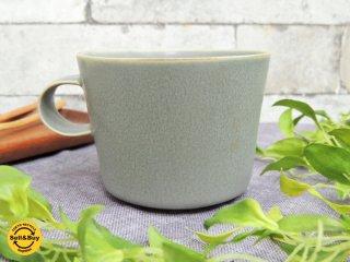 イイホシユミコ Yumiko Iihoshi アンジュール unjour マタン matin カップ 杢 moku マグカップ Lサイズ 箱付 A ●