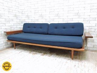 アクメファニチャー ACME Furniture カーディフ CARDIFF 3Pソファ タモ無垢材 デクレア T-4141 定価¥275,000- ●