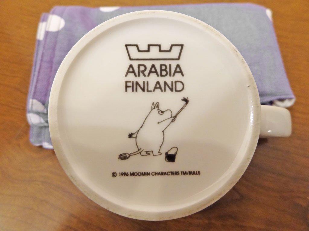 アラビア ARABIA フィンランド マグカップ ムーミンマグ ラブ LOVE フィンランド 北欧食器 トーベ・ヤンソン A◇
