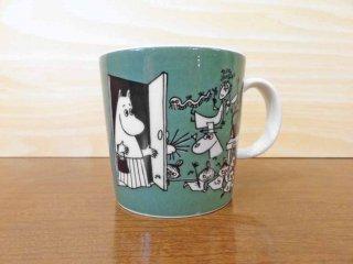 アラビア ARABIA フィンランド マグカップ ムーミンマグ Drawing ドローイング マグカップ 希少・廃盤 1996〜2002年 北欧食器 A ◇