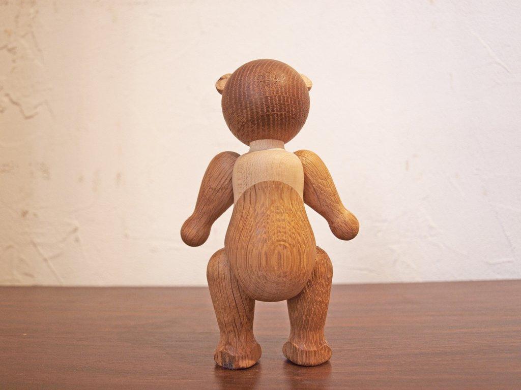 カイボイスン Kay Bojesen ベアー The Bear 木製オブジェ 現行品 元箱付 デンマーク ★