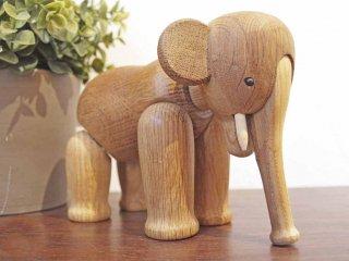 カイボイスン Kay Bojesen エレファント ゾウ Elephant 木製オブジェ 玩具 デンマーク 現行品 ★