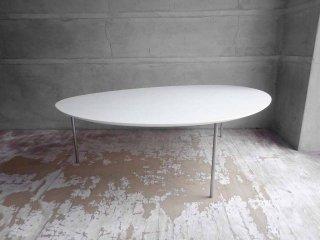 ストゥア STUA エクリプステーブルXL ローテーブル ホワイト スペイン Sempre取扱い ♪