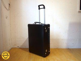 グローブトロッター GLOBE TROTTER オリジナル 21トローリーケース Trolley Case スーツケース 2輪 ブラック GTORGBB21TC ★