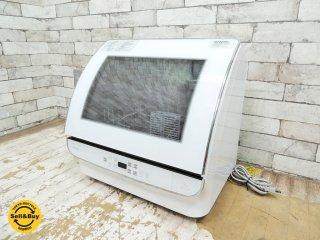 アクア AQUA 食器洗い機 食洗機 送風乾燥機能付き ADW-GM1 2019年製 ホワイト ●