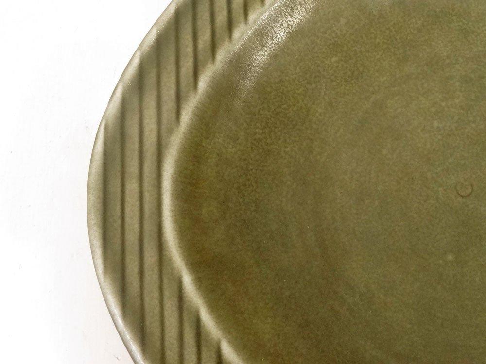 ロールストランド Rorstrand リッツィ RITZI プレート 1950s ビンテージ スウェーデン グンナー・ニールンド Gunnar Nylund 深皿 北欧食器 ◇