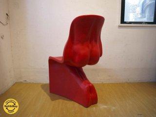 カーサマニア CASAMANIA ヒムチェア Him Chair イタリア ファビオ・ノヴェンブレ イタリア ポリプロピレン ★