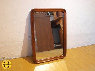 パシフィックファニチャーサービス pacific furniture service 木製フレームミラー DHシリーズ Sサイズ 鏡 バーチ材 ★