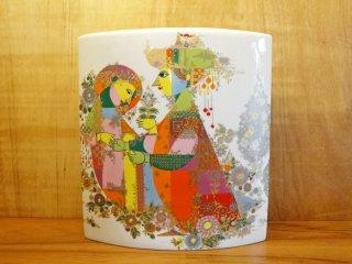 ローゼンタール Rosenthal スタジオライン studio-line ドイツ フラワーベース 花瓶 稀少 激レア 特大 XLサイズ ビョルン・ウィンブラット Bjorn Wiinblad ◇