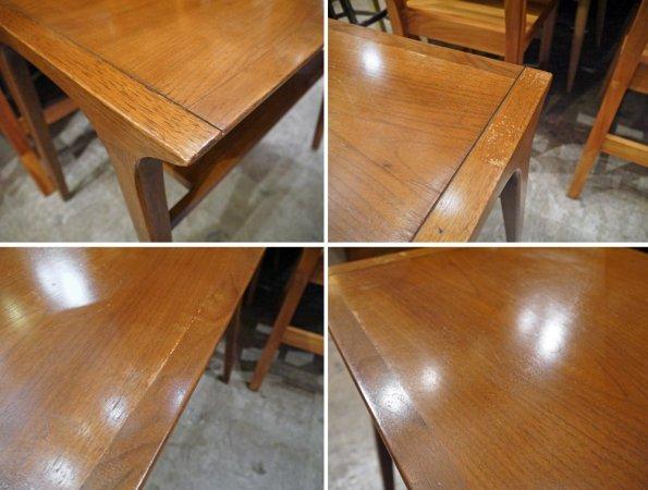 ドレクセル DREXEL USビンテージ センターテーブル サイドテーブル ミッドセンチュリー ■