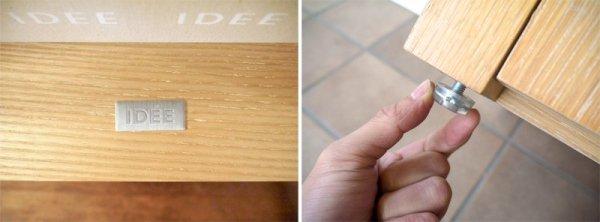 イデー IDEE 現行 ソリッドベンチ SOLID BENCH ソファ 長椅子 IFFS-0250 人気ロングセラー 参考価格¥185,900- 状態良好 イエロー系生地×アッシュ材フレーム ◇