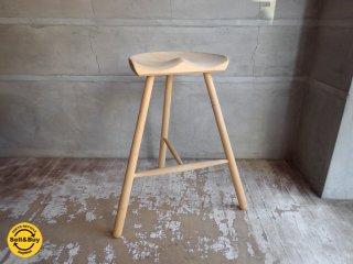 ワーナー Werner シューメーカーチェア Shoemaker Chair No.69 スツール ブナ材 デンマーク ♪