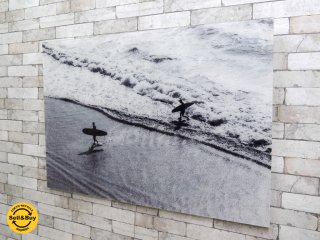 ダブルティー WTW フォトアート アクリルパネル モーガン・マッセン 120×80cm リゾートスタイル ●