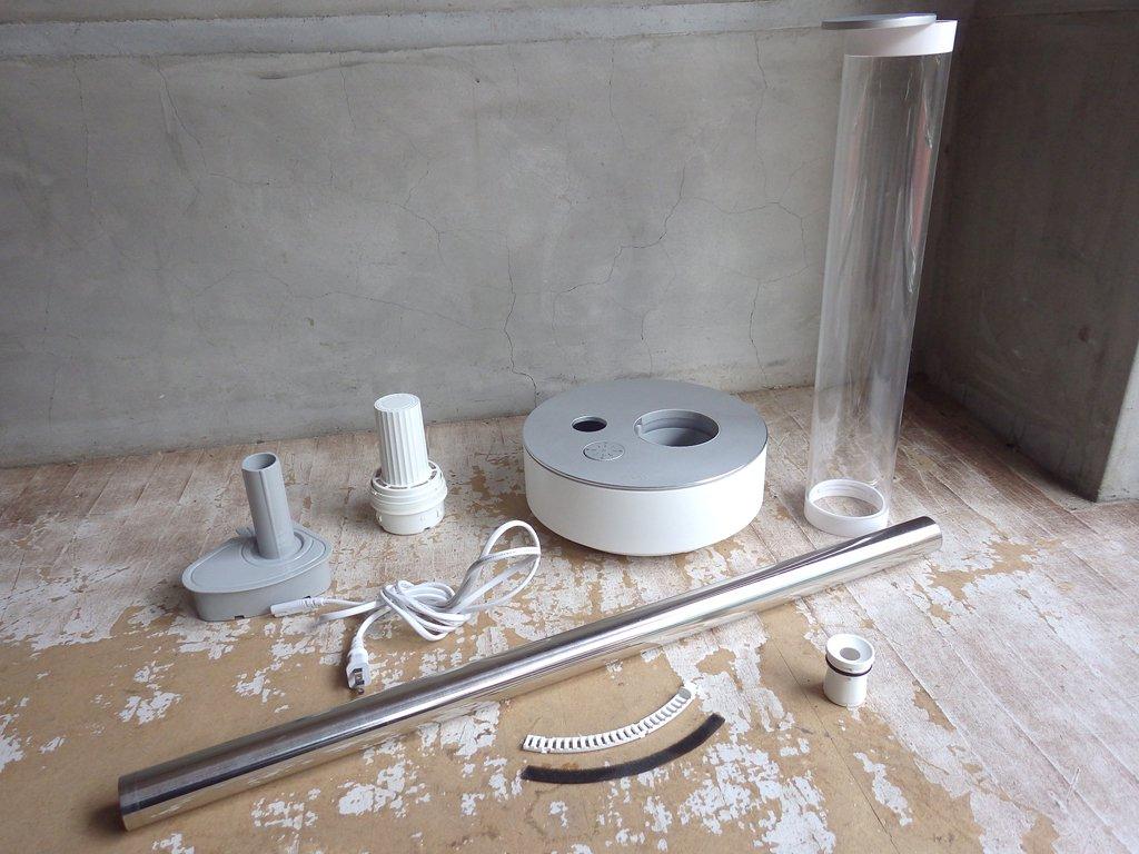 カドー cado 加湿器 STEM-620 ホワイト HM-C620 超音波式 LEDライト 除菌・アロマ機能付 2017年製 生産終了品 ♪