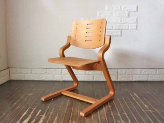 フォルミオ Formio ブナ材 チェア KF-02 デスクチェア 子供椅子 学習椅子 デンマーク 阿久津雄一 ◎