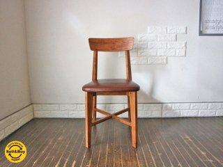 ジャーナルスタンダード journal standard Furniture シノン チェア CHINON CHAIR LEATHER 本革 ◎