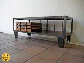 ジャーナルスタンダードファニチャー Journal Standard Furniture カルビ CALVI TVボード・S ポコボックス シー POCO BOX C 付き 総額 57,750円 ◇
