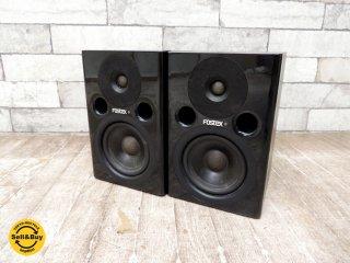フォステクス FOSTEX PM0.4n モニター スピーカー ペア オーディオ機器 総額26,880円 ●
