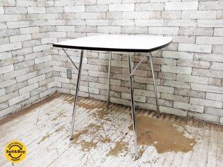シャミド SHAMIDO 二— ダイニングテ—ブル NY DINING TABLE 折り畳みテーブル 新居猛 ミッドセンチュリーモダン ●
