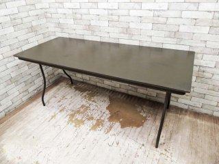 USビンテージ フォールディングテーブル ワーキングテーブル インダストリアル 米軍家具 ミリタリー B ●