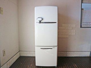ナショナル National ウィル WiLL 冷凍冷蔵庫 ホワイト 2007年製 165L NR-B172R-W 廃番 ノスタルジック ◎