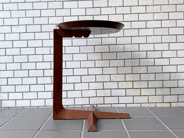 コサイン cosine トリア tria カンチレバーテーブル Cantilever Table ウォールナット材 サイドテーブル 蛯名 紀之 ■