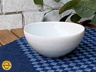 黒田泰蔵 TAIZO KURODA 白磁 鉢 茶碗 希少 H ■