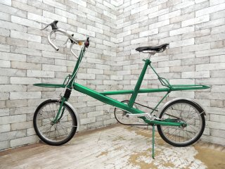 英国 ビンテージ アレックス モールトン バイシクル Alex Moulton Bicycles 自転車 F型フレーム ミニベロ 16インチ 希少 ★