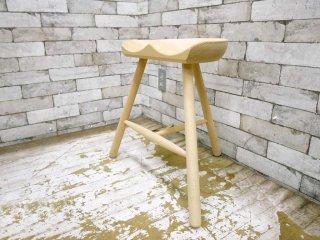 ワーナー Werner シューメーカーチェア Shoemaker Chair No.49 スツール ブナ材 デンマーク ●