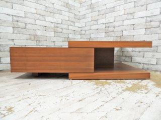 モーダエンカーサ moda en casa ビルバオ bilbao 110 table ローテーブル コーヒーテーブル 北欧モダン 廃番 ●