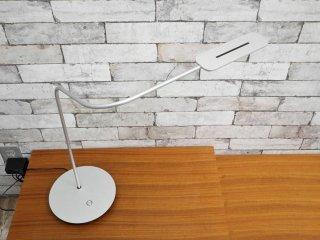 バルミューダ BALMUDA ハイワイア スムーズ Highwire Smooth LEDデスクライト 2009年製 説明書付き ●